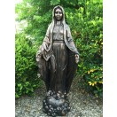 155cm Mary Opening Hands Statue