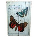 60cm Butterfly Wooden Wall Decor