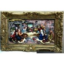 73cm Last Supper Wall Sculpture