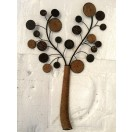 70%DIS. 75cm Metal Tree Wall Decor