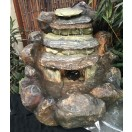 70cm Rock Fountain