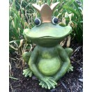 53cm Sitting Frog Princess