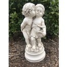 57cm Boy and Girl Kissing
