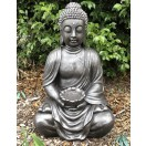 63cm Buddha with Lotus