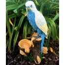 36cm Bird With Planter Holder