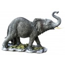44cm Elephant Walking