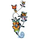 112cm Metal Flying Butterfly