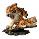 32cm Tiger with Baby